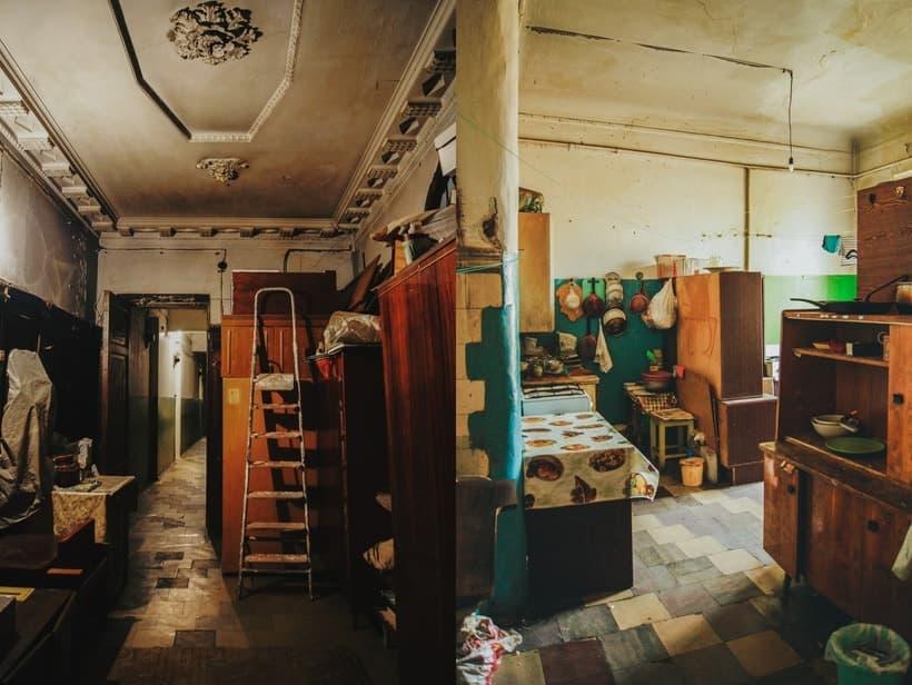 более 3-х комнат