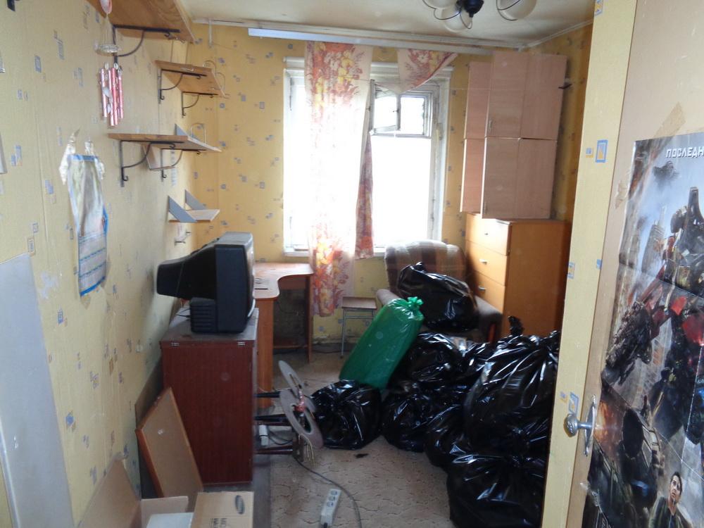 мусор квартира