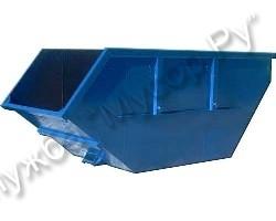 Заказ контейнера 8 куб с погрузкой