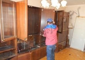 vynos shkafov i stenok - Вывоз мебельной советской стенки