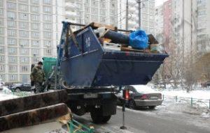 vyvoz stroi musora 300x191 - Вывоз вещей из квартиры-помойки