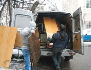 zagruzka gazeli 300x230 - Квартира с клопами - вывозим мебель и вещи