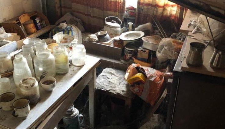 Расчистка квартиры от хлама