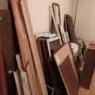 Вывезти небольшой объем строительного мусора с погрузкой